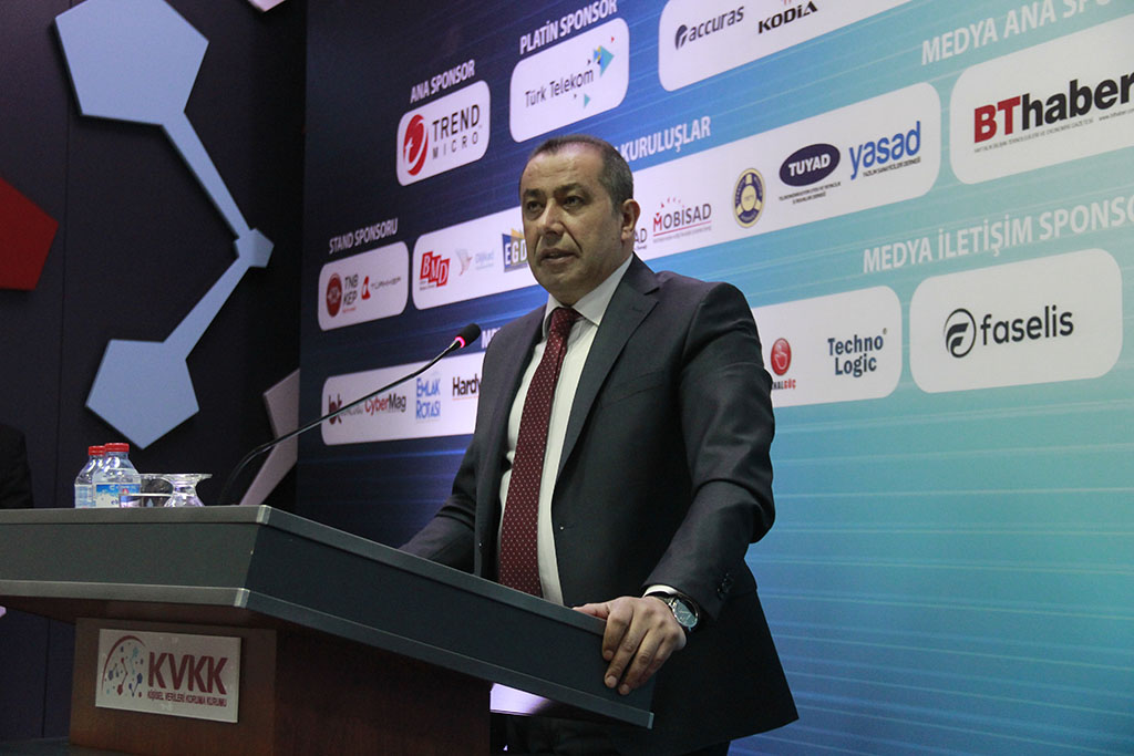 """KVKK Başkanı Prof. Dr. Bilir Uyardı: """"Biyometrik Veriler Gelişigüzel İşlenemez"""""""