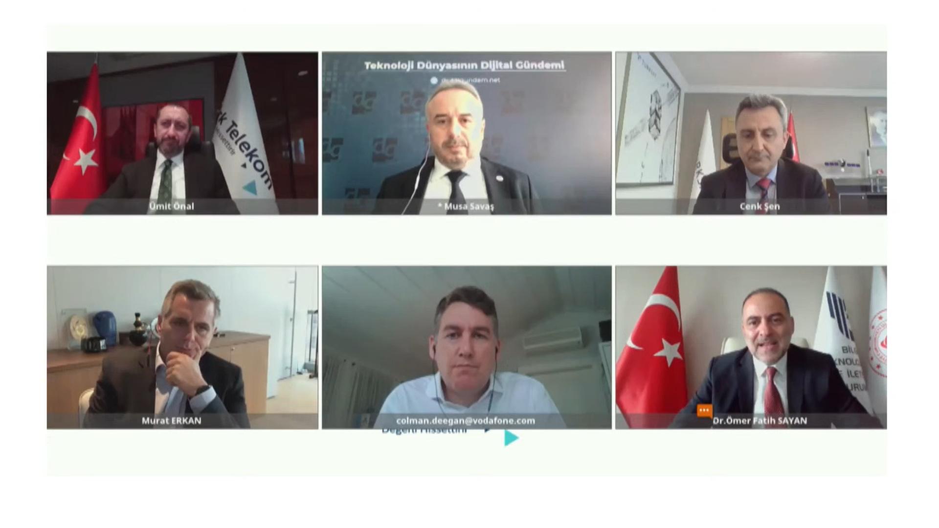 Telekom Operatörlerinin Beklediği Müjdeyi, Bakan Yardımcısı Dr. Ömer Fatih Sayan Verdi: Elektronik Abonelik Yolda